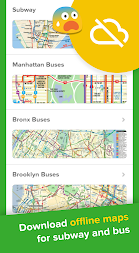 Citymapper - Transit Navigation APK screenshot thumbnail 7
