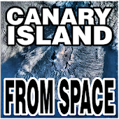 Canary Islands from Space