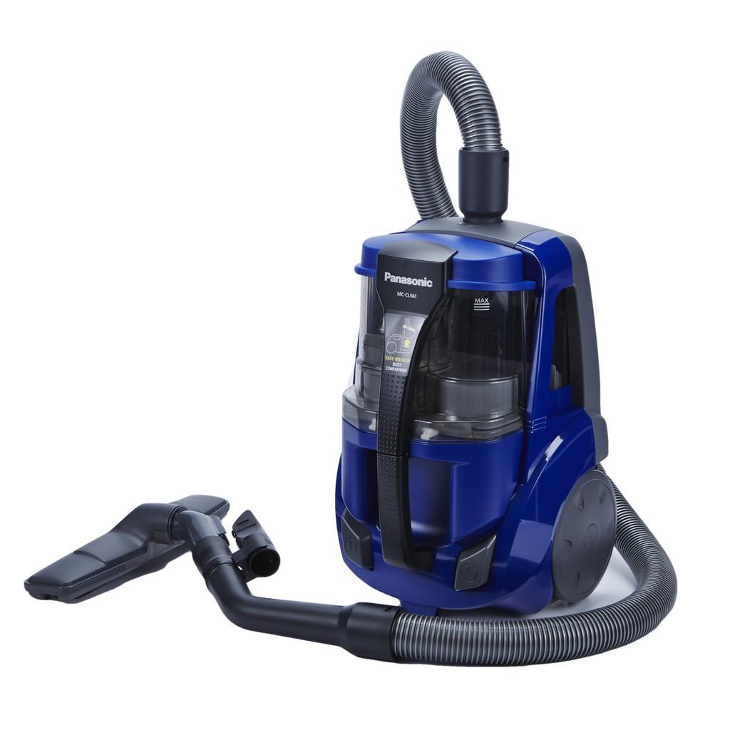 A long-lasting suction power vacuum with a 1600W mega-cyclone motor Source; shopee.com