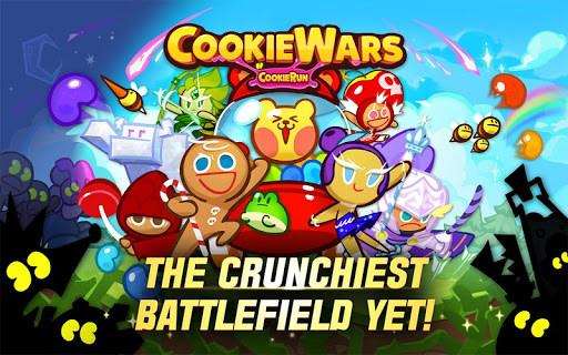 Cookie Wars 1.1.6 {cheat|hack|gameplay|apk mod|resources generator} 1