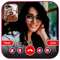 Live Video Chat And Video Call icon