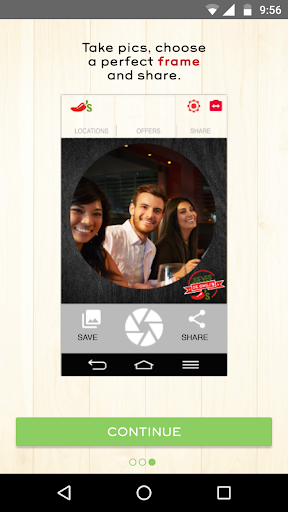 Chili's Global app (apk) free download for Android/PC/Windows screenshot