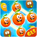 Fruity Frenzy candy link icon