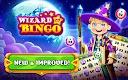 screenshot of Wizard of Bingo