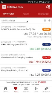 FSM Mobile - UT & Mutual Funds- screenshot thumbnail