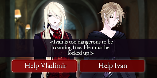 Moonlight Lovers : Vladimir - Dating sim / Vampire apkmr screenshots 5