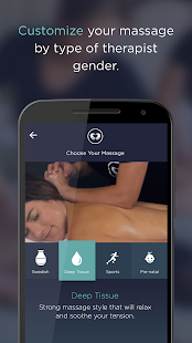 Soothe: In-Home Massage- screenshot thumbnail