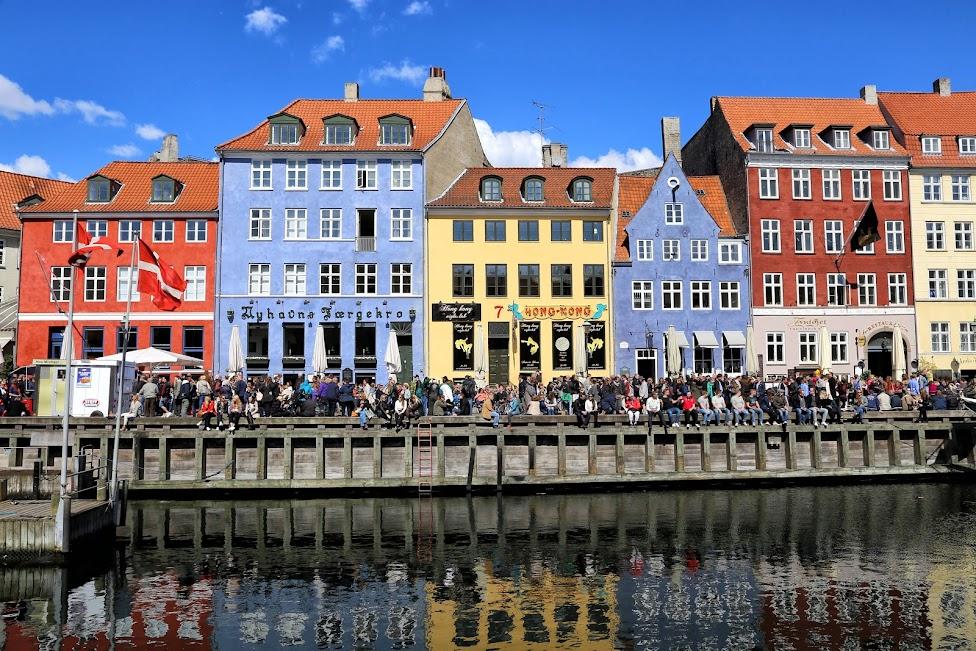 Kopenhaga, Nyhavn, Nowy port