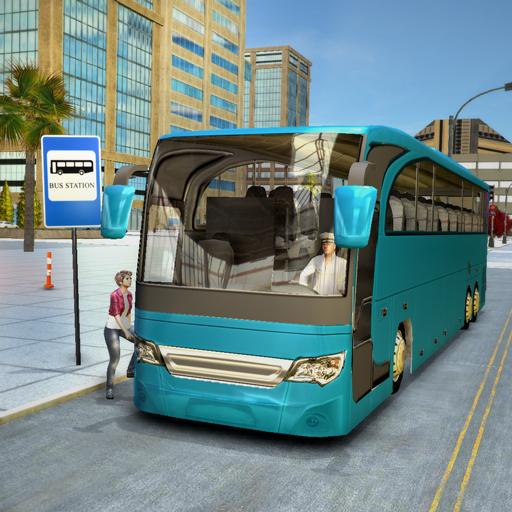 Bus Simulator 2K17 - Coach Bus Driving Parking 3D