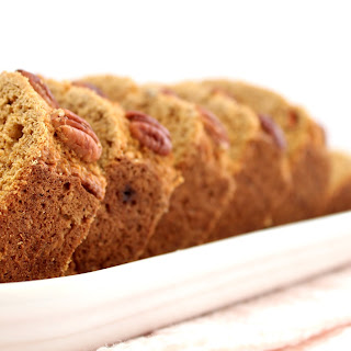Spiced Carrot Pecan Bread