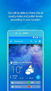 Weather by eltiempo.es 3.5.4