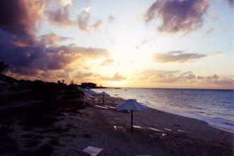 """Photo: #023-Le Club Med """"Columbus Isle"""" dans l'île San Salvador"""