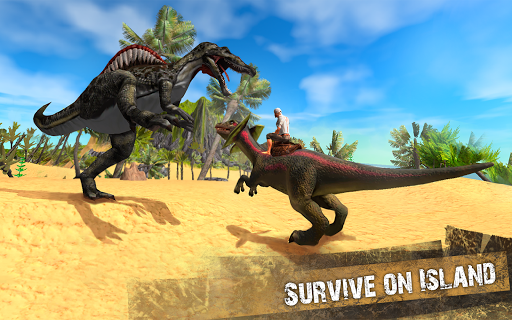Jurassic Survival Island: Dinosaurs & Craft 3.3.0.8 Screenshots 5