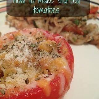 Stuffed Tomatoes.