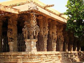 Photo: #015-Kanchipuram, le temple de Varadaraja
