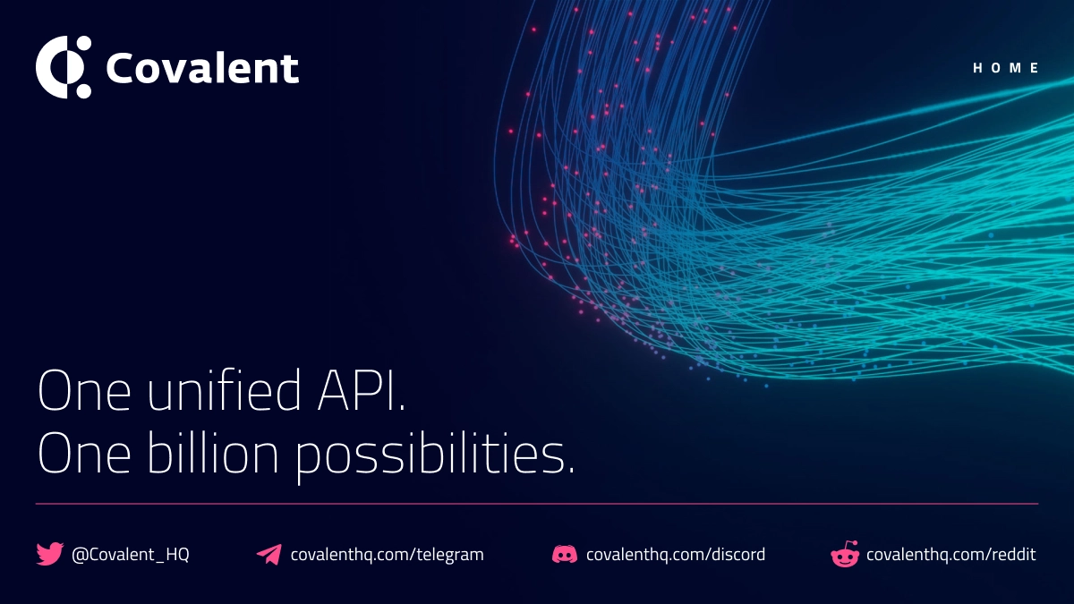 Blog Covalent API key