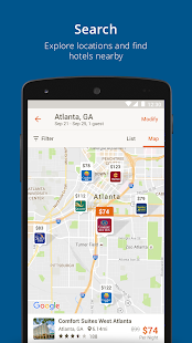 Choice Hotels Android Apps on Google Play