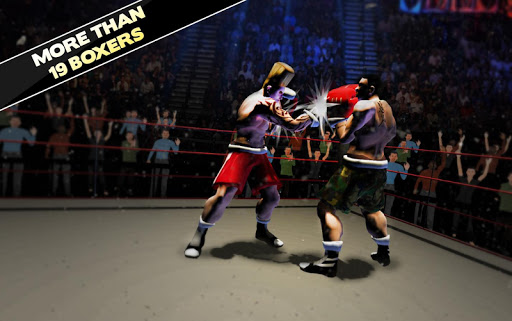 Boxing Games 2017 2.5 screenshots 15