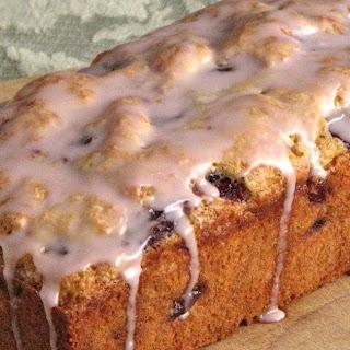 Cherry Almond Buttermilk Bread