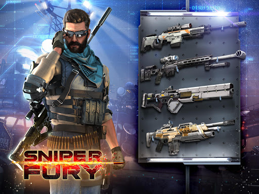 Sniper Fury: Online 3D FPS & Sniper Shooter Game screenshots 12