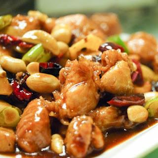 Gong Bau Chicken