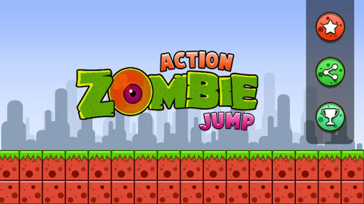 Action Zombie Jump