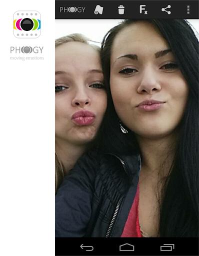 Phogy, 3D Camera screenshot 4