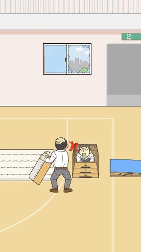 Skip school !u3000-escape game 3.0.0 screenshots 5