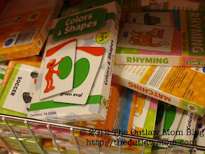 Photo: I stock up on flashcards and learning workbooks here.  So cheap, but great quality and the kids love 'em.