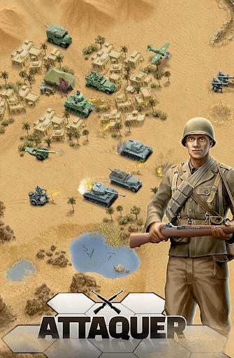 1943 Deadly Desert  captures d'écran 1