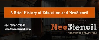 A Brief History of Education and NeoStencil
