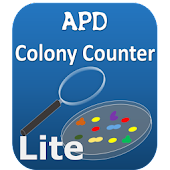APD Colony Counter App Lite
