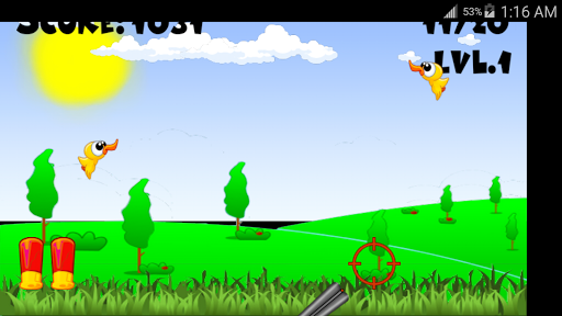 Duck Hunt : Hunting Game