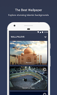 Islamic Wallpaper: Home Screen Full HD Backgrounds - náhled