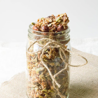 Crock Pot Grain Free Low Carb Granola
