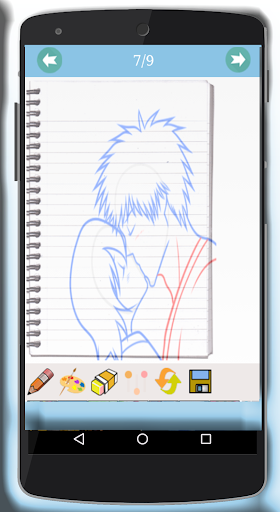 玩免費遊戲APP|下載How to Draw anime / Manga app不用錢|硬是要APP