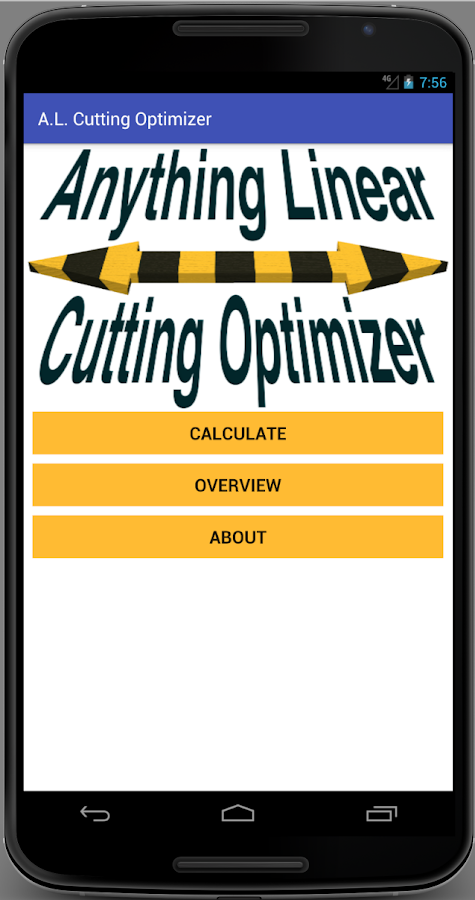 A. Linear Cutting Optimizer- screenshot