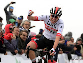 Vuelta : Tadej Pogacar vainqueur de la 13e étape, Primoz Roglic bien ancré à la première place du classement général