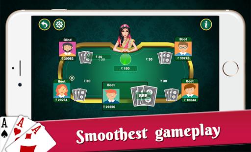 Teen Patti : 3 Patti Poker Game 2018 1.2 screenshots 3