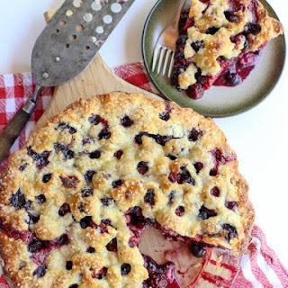 Four Berry Pie.