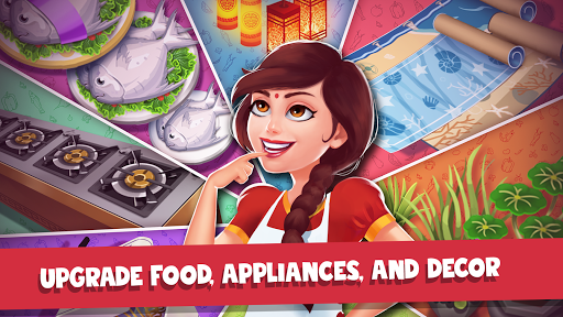 Masala Express: Cooking Game  captures d'écran 3