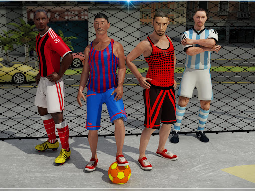 Play Street Soccer 2017 Game 2.0.0 screenshots 12