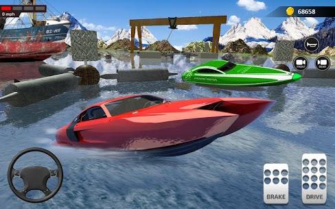 قوارب الكاياك قارب متسابق لعبه 2018 3D سباق محاكاة 4
