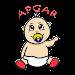 Apgar score icon