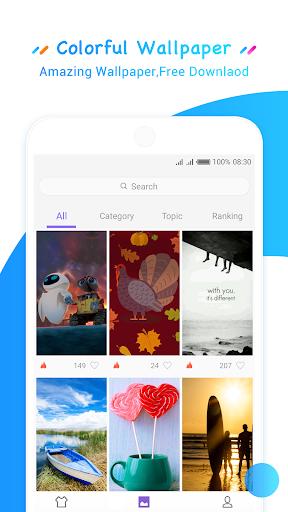 HiOS Launcher - 2018Wallpaper, Theme, Cool,Smart 3.0.039.2 Screenshots 1