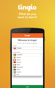 Lingio: Language Learning Game - náhled