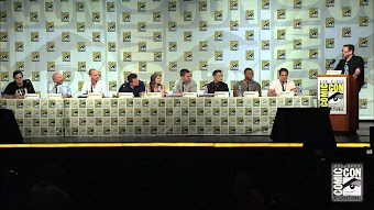 Arrow: 2014 Comic-Con Panel