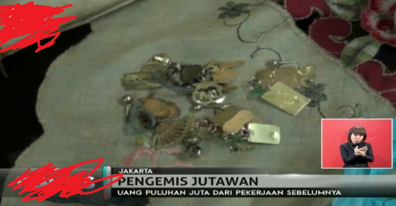 HITAM PUTIH JAKARTA: THE COVER OF JAKARTA (KESENJANGAN SOSIAL)