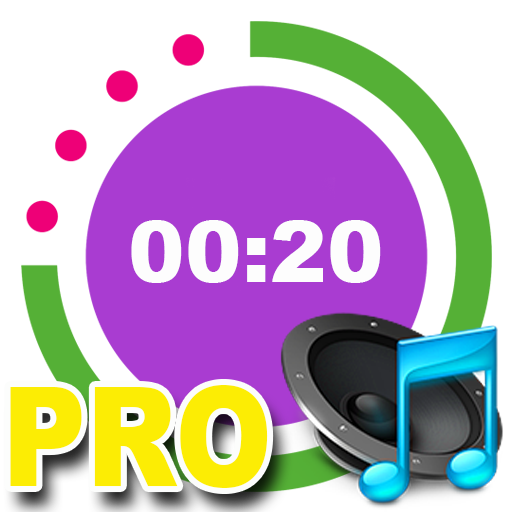 Interval timer with music PRO