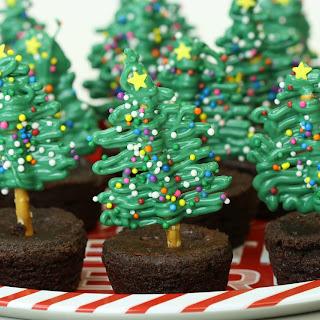 Christmas Brownies Recipes